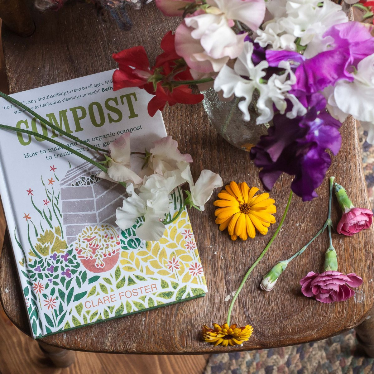 Book review: 'Compost' by ClareFoster