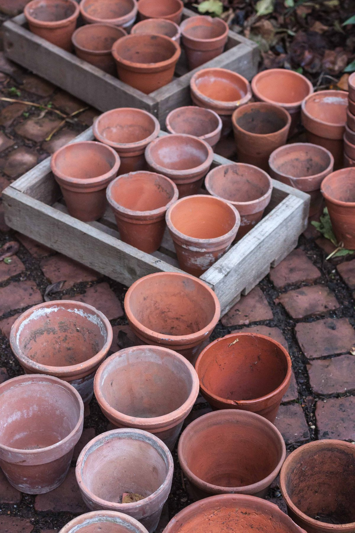 A post about pots