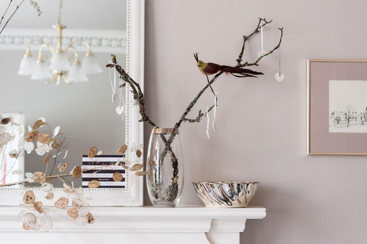 Jolly Christmas vases