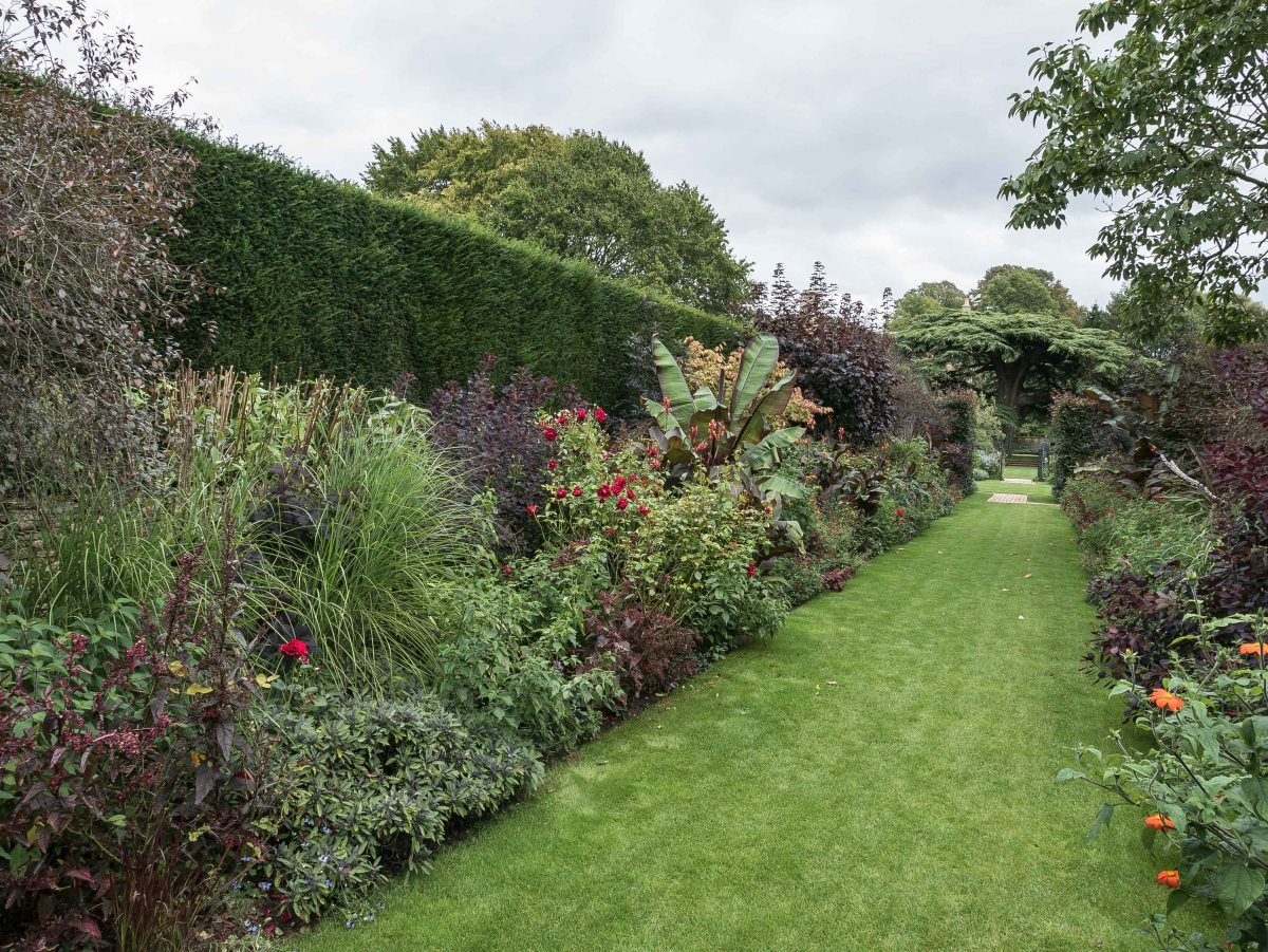 Two Cotswolds Gardens. 2:Hidcote
